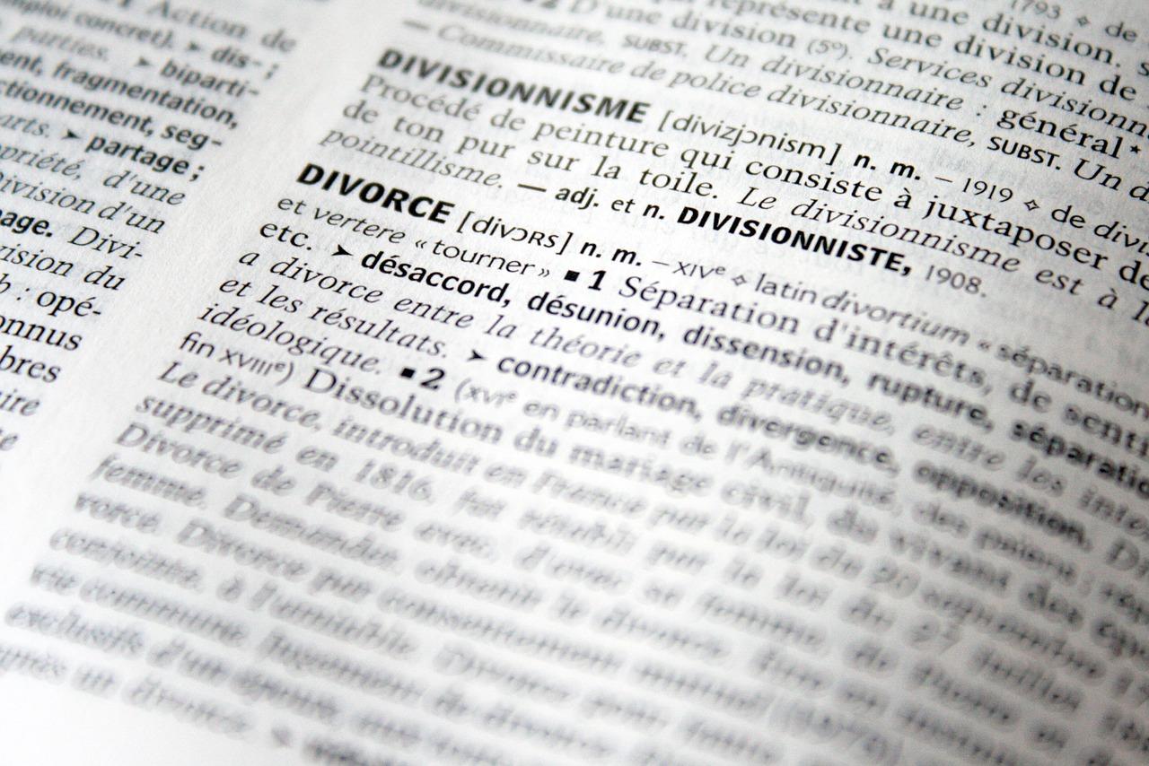 Futuro diccionario oficial de términos jurídicos