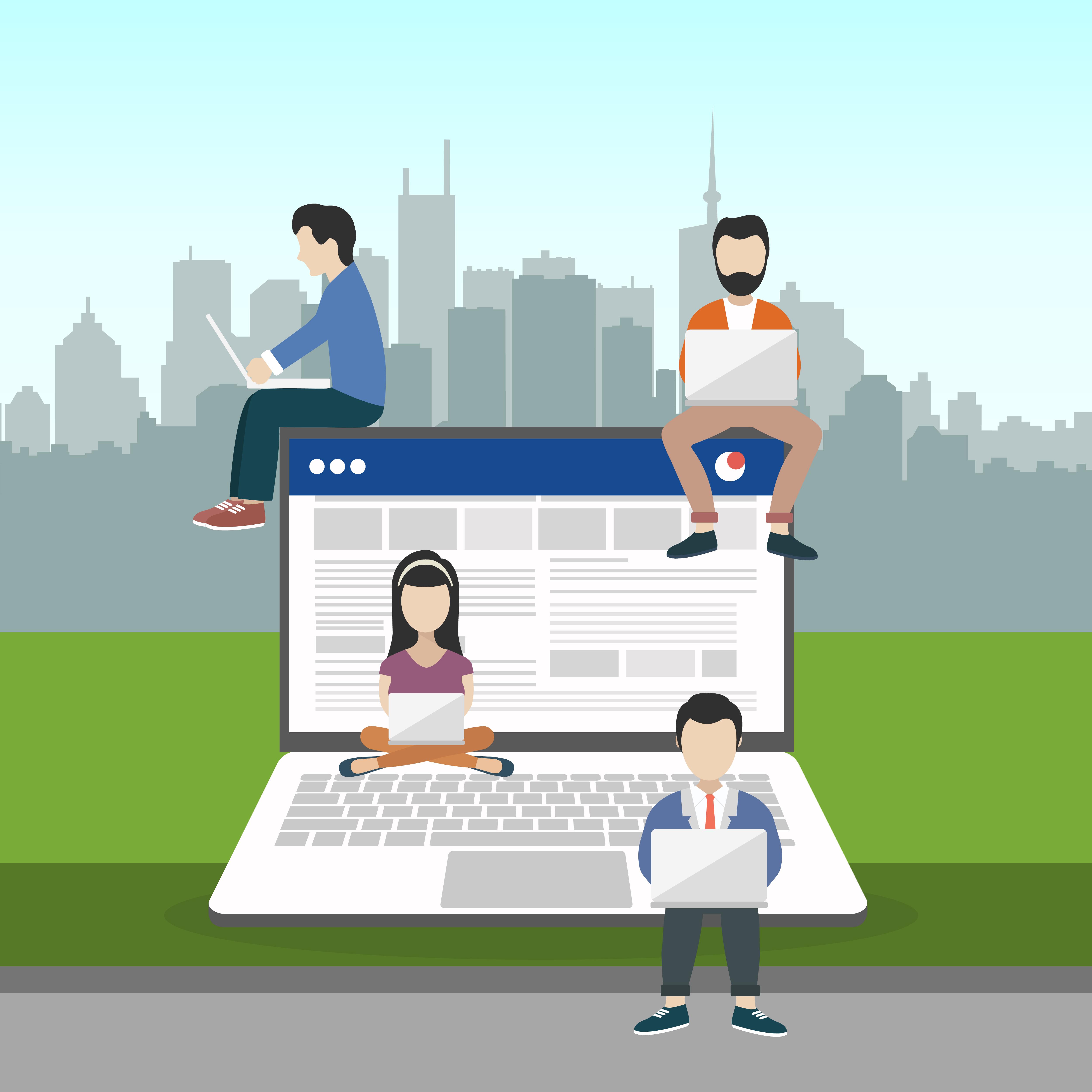 Principios básicos para una buena reputación profesional online