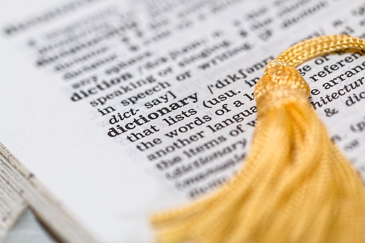 ¿Conoces el primer «Diccionario del español jurídico»?